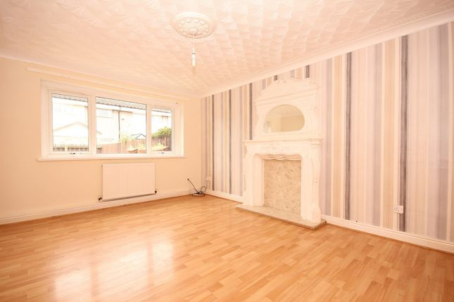 Thumbnail End terrace house to rent in Manston Garth, Bransholme, Hull