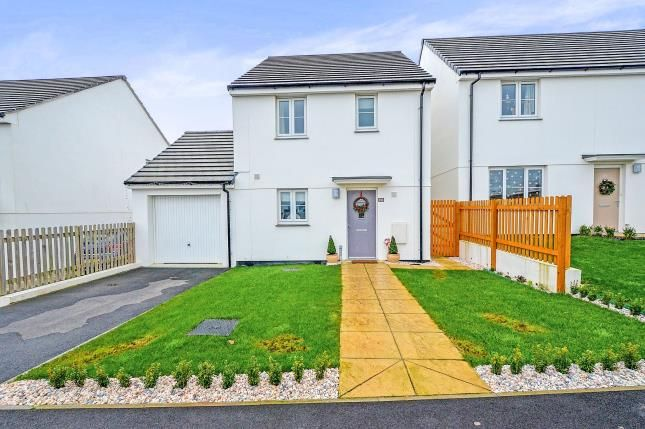 3 bed detached house for sale in Quintrell Downs, Newquay, Cornwall