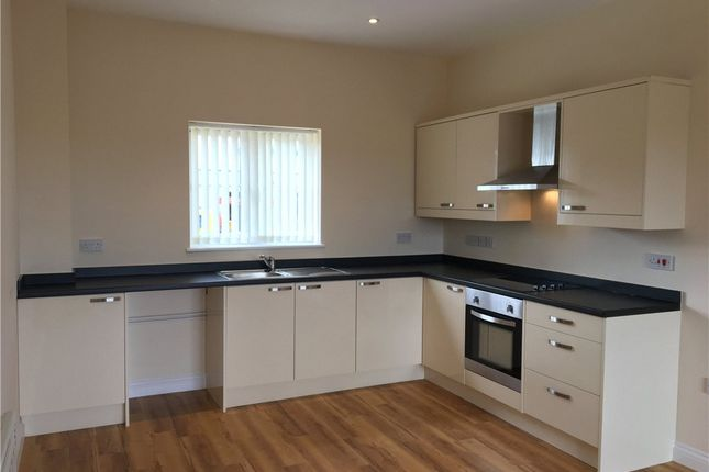 Thumbnail Flat to rent in The Old Mill, Jubilee Close, Misterton, Crewkerne, Somerset