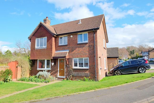 4 bed detached house for sale in Warnford Road, Farnborough, Orpington BR6