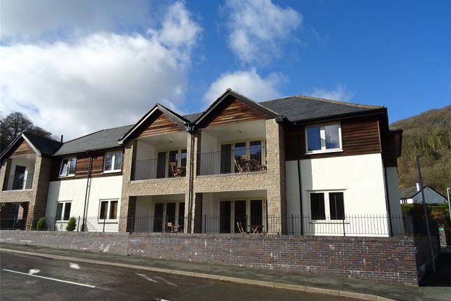 Thumbnail Flat for sale in 1 Ceiriog Valley Apartments, Llys-Y-Nant, Glyn Ceiriog, Llangollen
