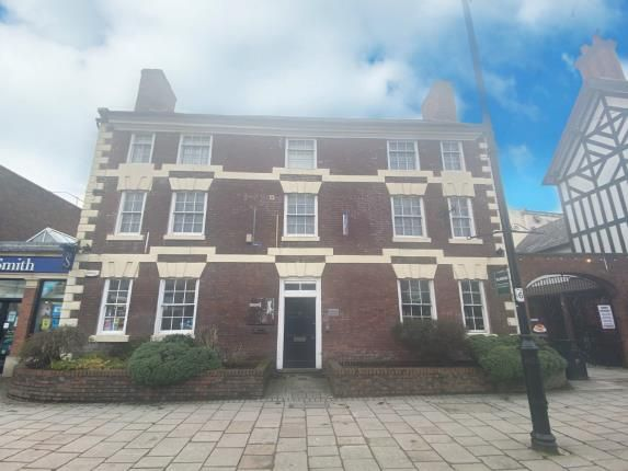2 bed flat for sale in St. Davids House, 24 High Street, Mold, Flintshire CH7
