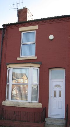 Thumbnail Terraced house to rent in South Hill Road, Liverpool
