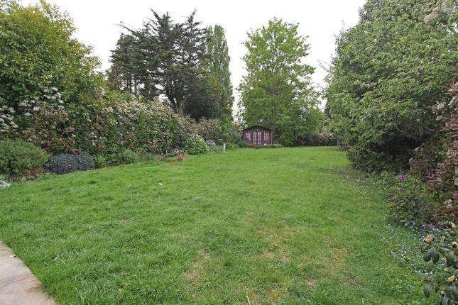 Rear Garden of The Drive, Bexley DA5