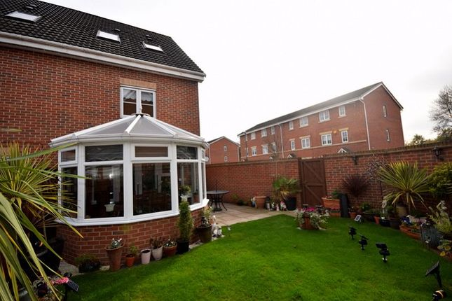 Thumbnail Semi-detached house for sale in Ionian Drive, City Point, Derby