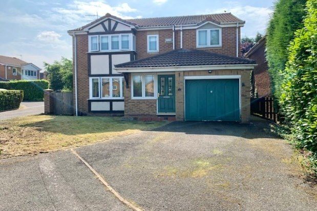 4 bed detached house to rent in Wareham Close, Nottingham NG2