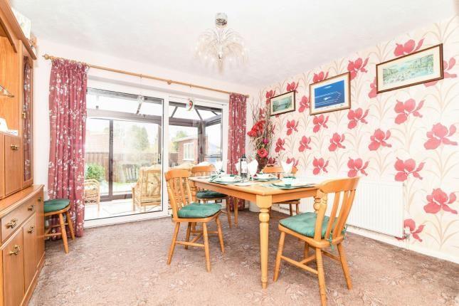 Dining Room of Fairfield Drive, Halesowen, West Midlands, United Kingdom B62