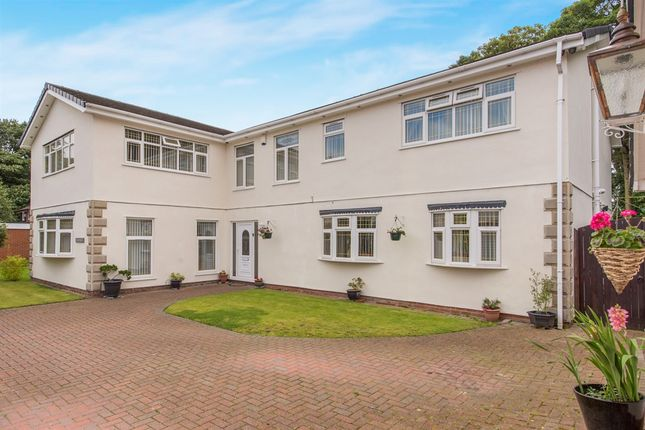 Thumbnail Detached house for sale in Foxwood, West Derby, Liverpool