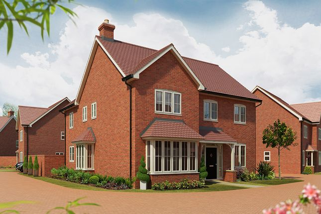 """Thumbnail Property for sale in """"The Maple"""" at Maddoxford Lane, Botley, Southampton"""