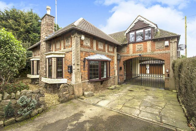 Thumbnail Detached house for sale in Coventry Road, Croft, Leicester