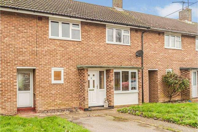 3 bed terraced house for sale in Bushey Ley, Welwyn Garden City AL7