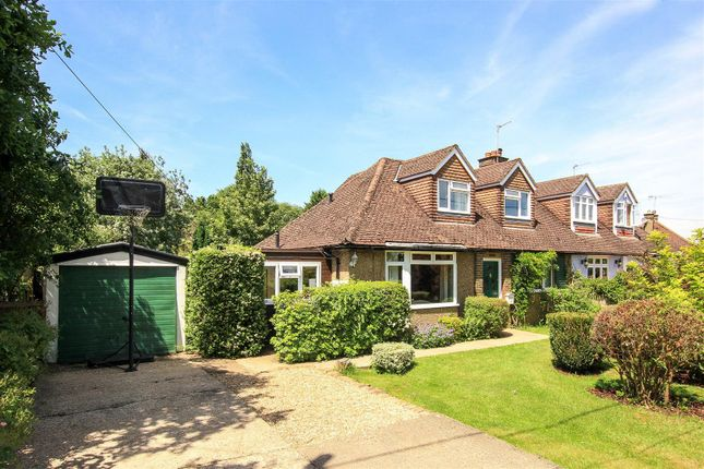 Thumbnail Bungalow for sale in Darrs Lane, Northchurch, Berkhamsted