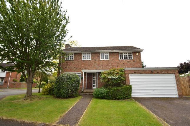 Thumbnail Detached house to rent in Cleveland Close, Maidenhead