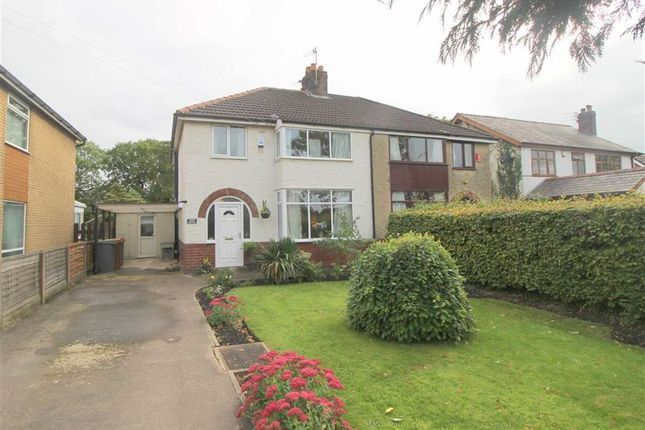 Thumbnail Semi-detached house to rent in Hoyles Lane, Cottam, Preston