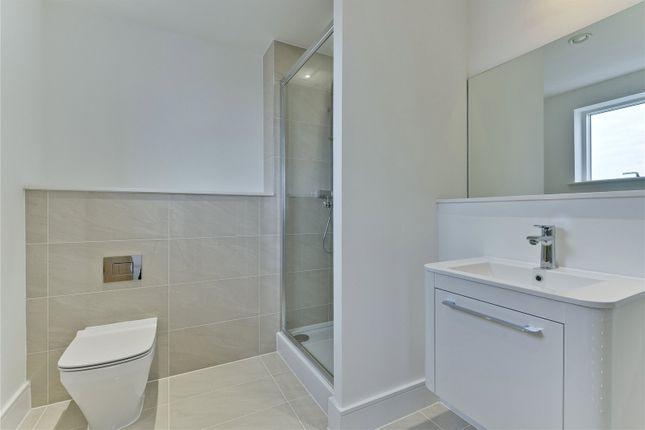 En-Suite of Kinsheron Place, 2 Pemberton Road, East Molesey, Surrey KT8