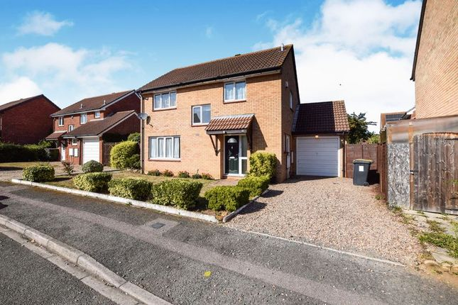 Thumbnail Detached house to rent in Gilbert Close, Kempston, Bedford