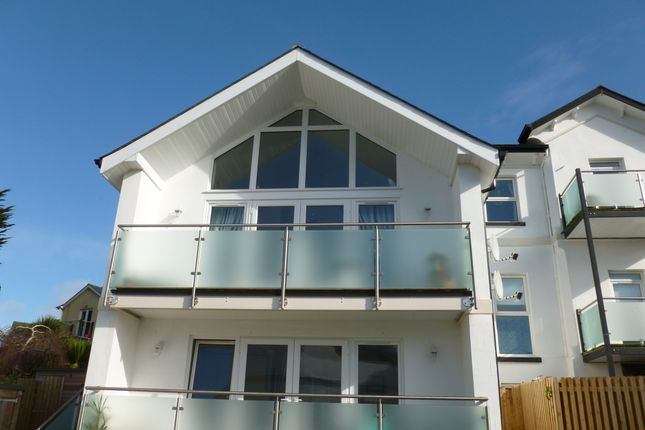 Thumbnail Flat to rent in Reed Vale, Teignmouth