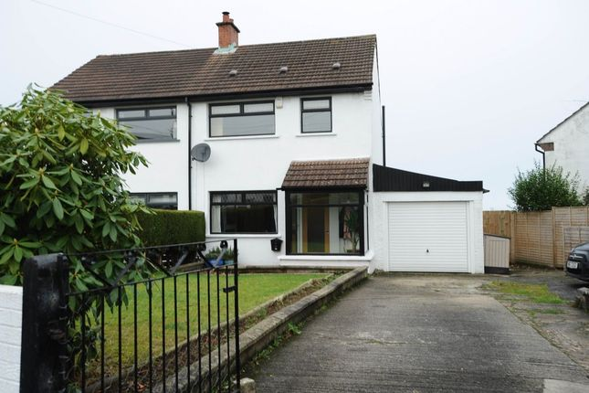2 bed semi-detached house for sale in Brentwood Park, Castlereagh, Belfast