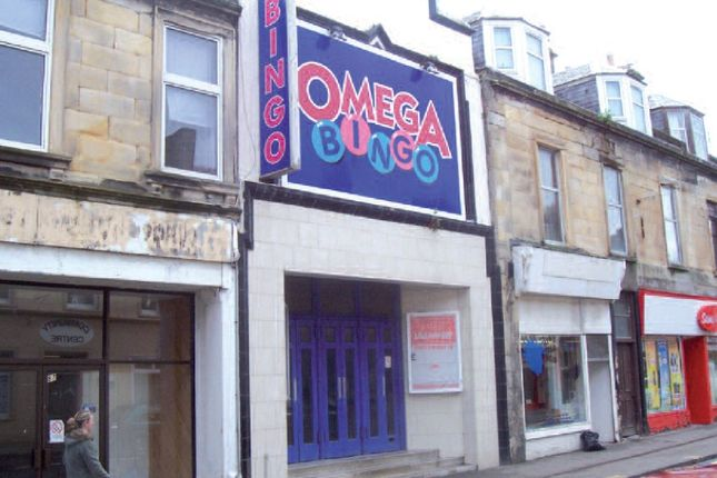Commercial property for sale in Dalrymple Street, Girvan, Ayrshire