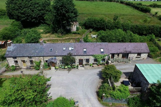 Thumbnail Detached house for sale in Croeslan, Llandysul