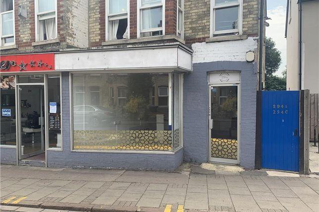 Thumbnail Retail premises to let in 294B Mill Road, Cambridge
