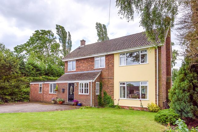 Thumbnail Detached house for sale in High Green, Great Moulton, Norwich