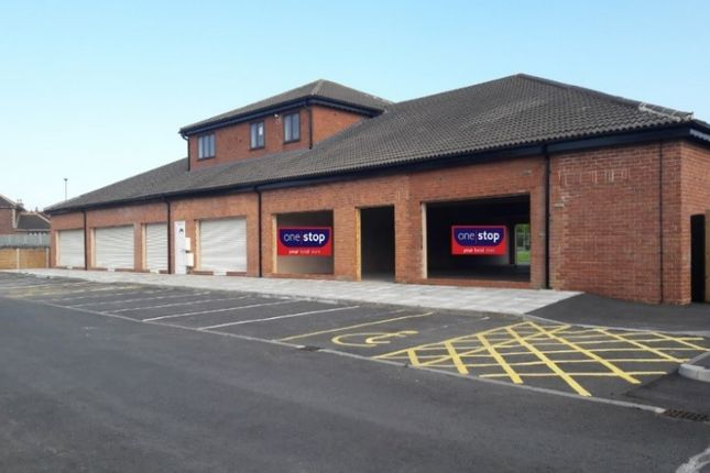Retail premises to let in Forester Close, Seaton Carew, Hartlepool