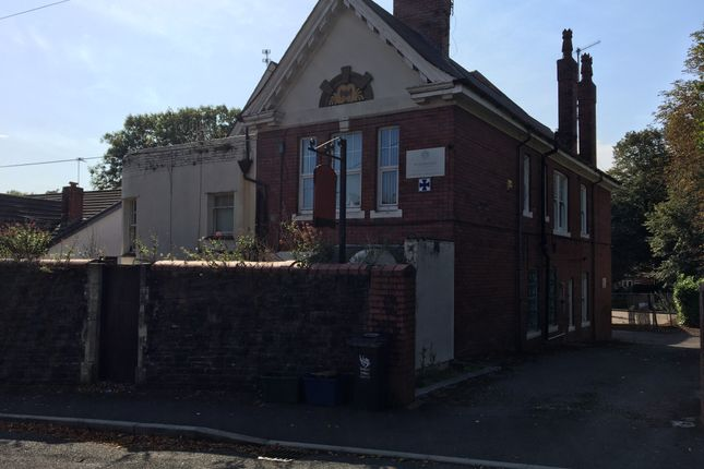 Thumbnail Block of flats for sale in 59 Fields Park Road, Newport