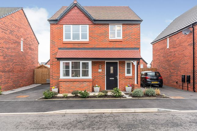 Thumbnail Detached house for sale in Middleton Drive, Prescot, Merseyside