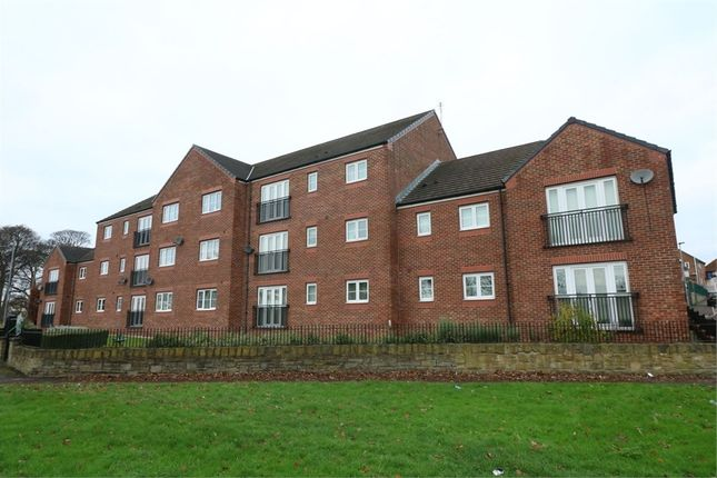 Thumbnail Flat to rent in Dovecliffe View, Worsbrough, Barnsley, South Yorkshire