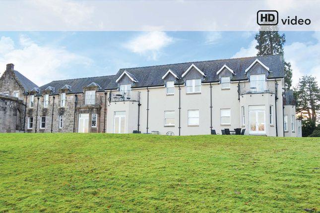 Thumbnail Terraced house for sale in Lomond Castle, Loch Lomond, Arden