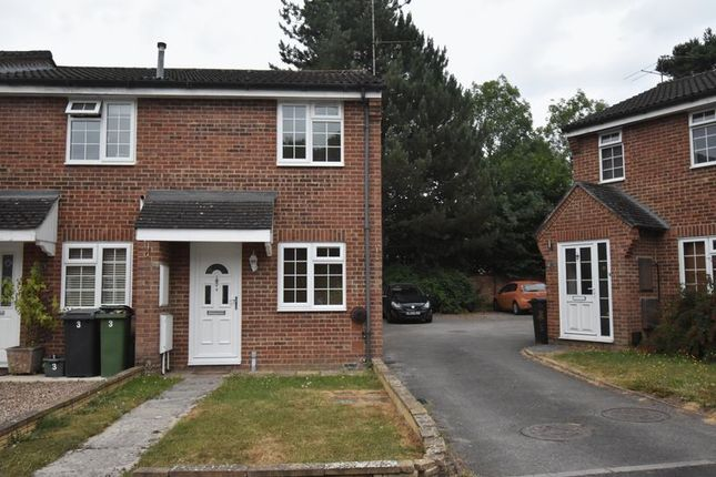 2 bed terraced house to rent in Maybrook, Chineham, Basingstoke RG24