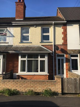 Thumbnail Terraced house to rent in Brunswick Drive, Skegness