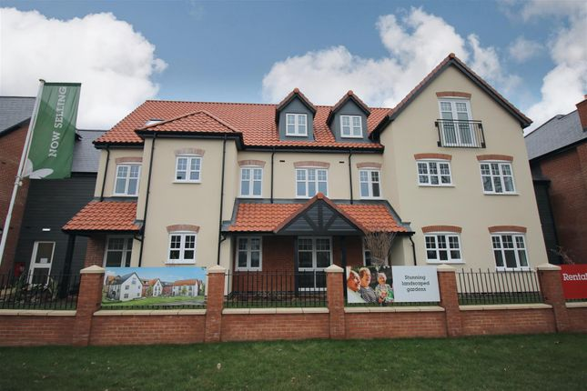 Thumbnail Flat for sale in The Yew, Plot 42 Old Main Road, Bulcote, Nottingham