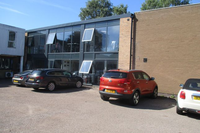 Office to let in Wonastow Road Industrial Estate (West), Monmouth