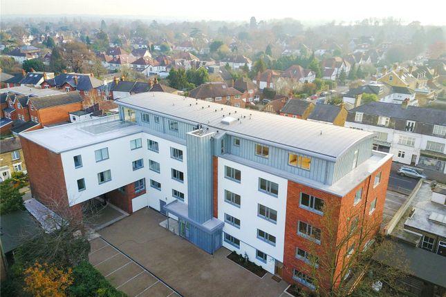 Thumbnail Flat for sale in Kinsheron Place, 2 Pemberton Road, East Molesey, Surrey
