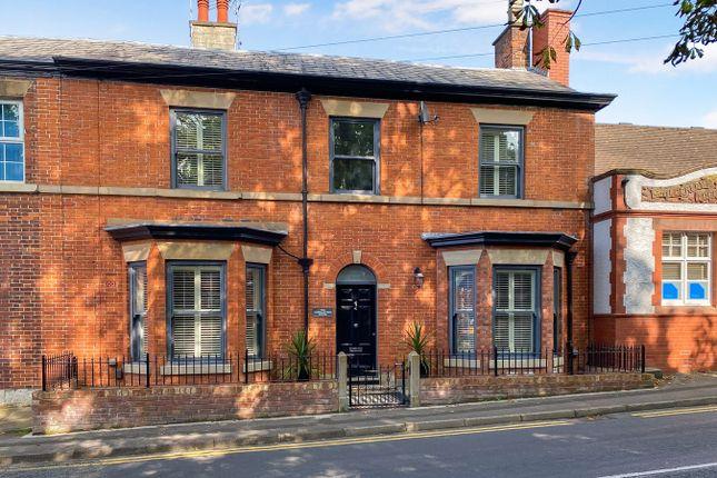 Thumbnail Terraced house for sale in Macclesfield Road, Alderley Edge