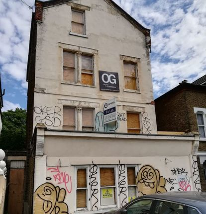 Thumbnail Office for sale in 219 Stanstead Road, Forest Hill, London