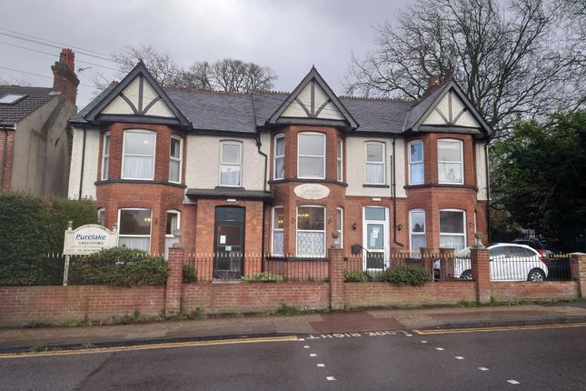 Thumbnail Commercial property for sale in Nelson Road, Gillingham