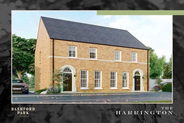 3 bed semi-detached house for sale in Bashford Park, Carrickfergus BT38