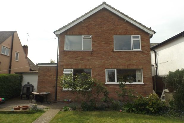 Thumbnail Detached house to rent in Henley Road, Ipswich