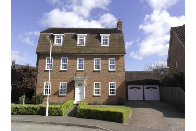 Thumbnail Detached house for sale in Crickhollow, South Woodham Ferrers