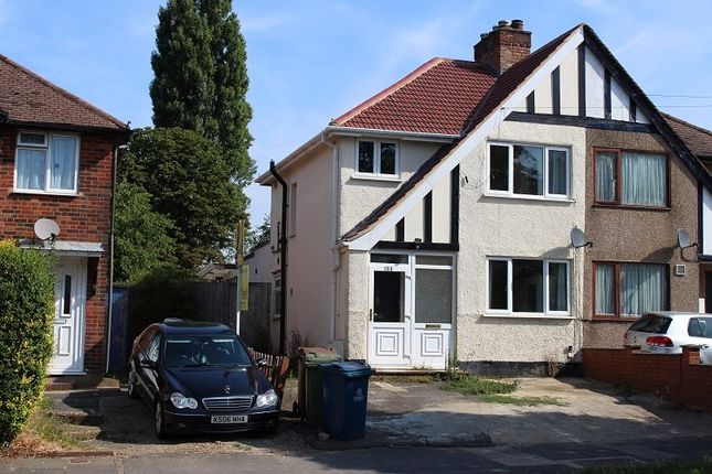 Thumbnail Semi-detached house to rent in Long Elmes, Harrow