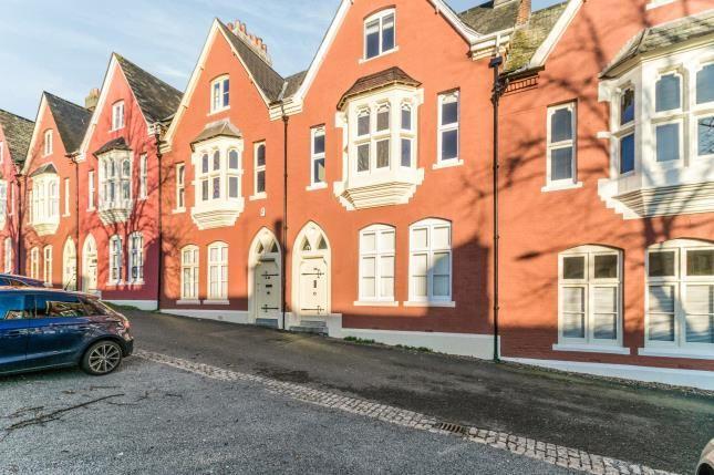 Thumbnail Flat for sale in Stoke, Plymouth, Devon