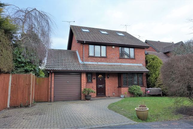 Thumbnail Detached house for sale in Polkerris Way, Fleet