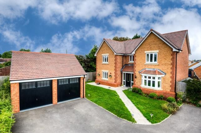 Thumbnail Detached house for sale in Harvest Close, Honeybourne, Evesham, Worcestershire