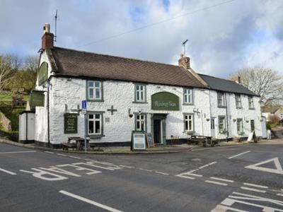 Thumbnail Pub/bar to let in Rising Sun, Rise End, Matlock, Derbyshire