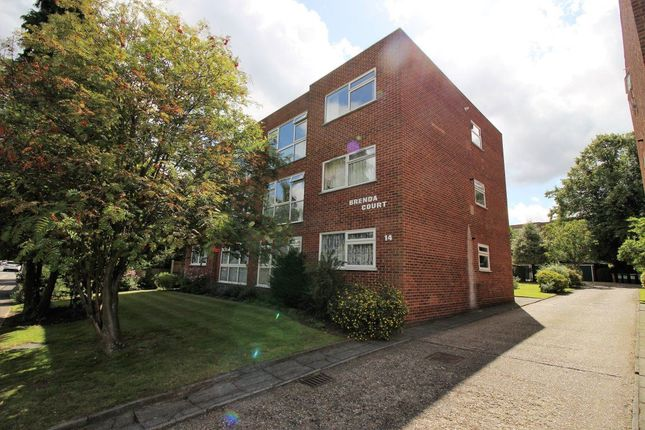 Thumbnail Flat to rent in Brenda Court, Grenville Road, Sidcup, Kent