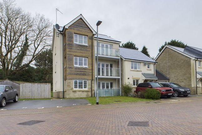 1 bed flat for sale in Trelowen Drive, Penryn TR10