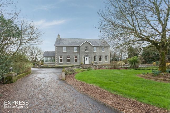 Thumbnail Detached house for sale in Clonkeen Road, Randalstown, Antrim